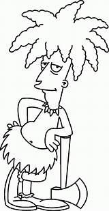 Simpson Secundario Malvorlagen Zeichnen Desenhoswiki Malbuch Dibujoswiki Buhos Creativos Unitgemischt7 Likitimavm Compártelo Goku sketch template