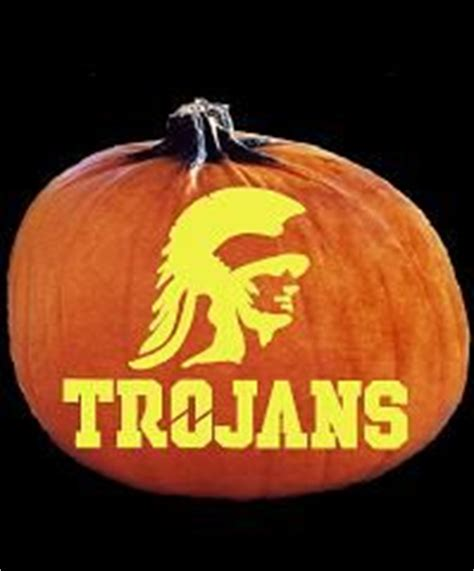 Tommy Trojan Template by The Ram Truck Template To Make Your Pumpkin The Toughest