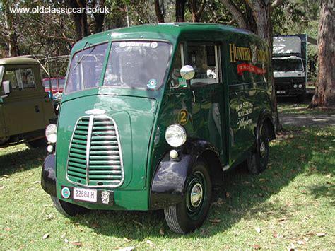 Morris J Type Van Photo (no. 51 Of 81) Taken In Australia