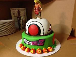 8 Dragon Ball (DBZ) cakes Epic Geekdom