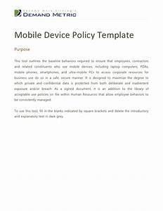 Mobile device management policy template 28 images for Mobile device management policy template