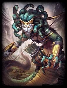 Medusa Smite Gods Guides On Smitefire