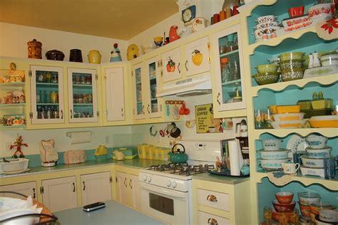 d馗oration cuisine vintage idées de décoration vintage bricobistro