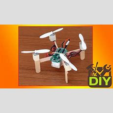 How To Make A Quadcopter At Home Youtube