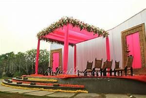 Pink Wedding Theme Theme Wedding Decorations Bangalore