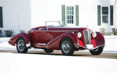 1935 Amilcar Type G36 Roadster