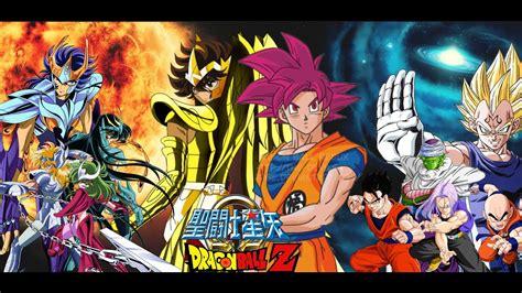Dragon Ball Z / Saint Seiya Omega「amv
