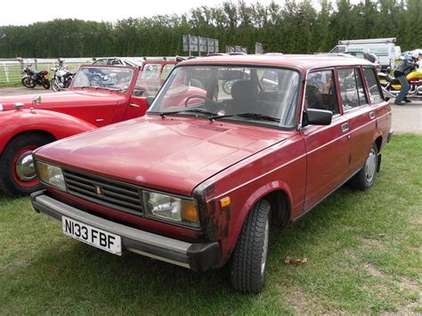 Lada Flash And Go by 1995 Lada Riva 1 5 E Estate Flickr Photo