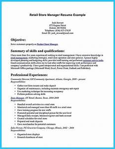 sample resume for assistant manager in retail - crafting a great assistant store manager resume