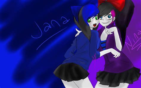 Nina The Killer & Jana The Killer