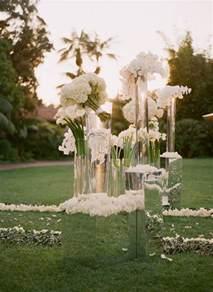 wedding ceremony flowers 10 worthy flower arrangements for your wedding ceremony the magazine