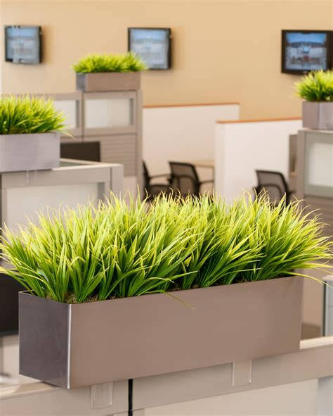 artificial grass planter for home and office decorating at petals