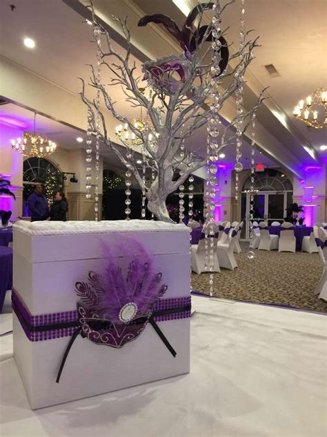 masquerade quinceanera party ideas   sweet party