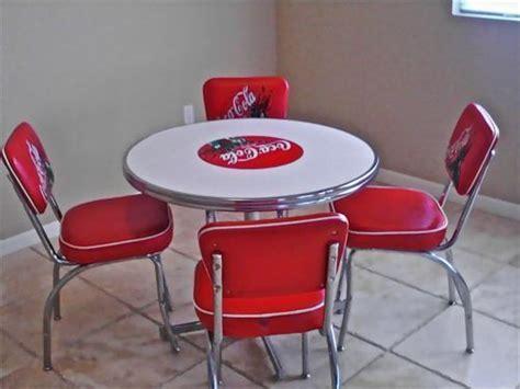 coca cola classic table set