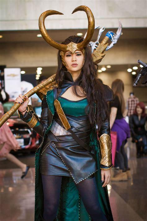 Loki Cosplay Preview Lady Loki Cosplay Loki Cosplay