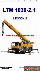 Free Auto Repair Manual   Liebherr Mobile Crane Ltm 1030
