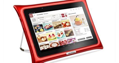 tablette de cuisine qooq 2 tablettes de cuisine qooq échantillons gratuits