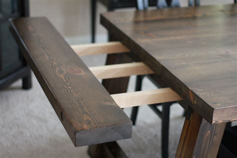 benchwright dining table  vbquick  lumberjockscom