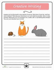 Creative Writing: Animal Antics   Creative writing ...