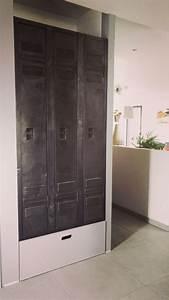 A La Compagnie Du Placard : vestiaire industriel restaur pour l 39 am nagement du ~ Premium-room.com Idées de Décoration