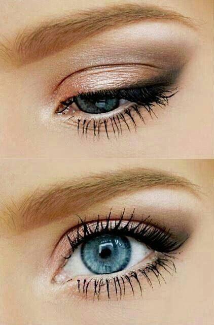 easy elegant eye makeup   busy morning ecstasycoffee