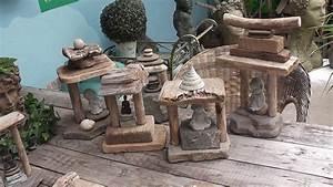 Basteln Mit Treibholz : buddhatempel basteln mit treibholz schwemmholz driftwood youtube ~ Markanthonyermac.com Haus und Dekorationen