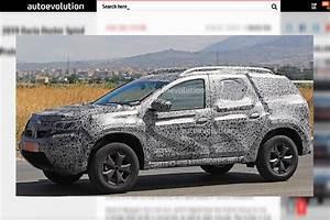 Dacia Duster 2018 Couleur : dacia duster 2018 premieres photos volees de la prochaine generation ~ Gottalentnigeria.com Avis de Voitures