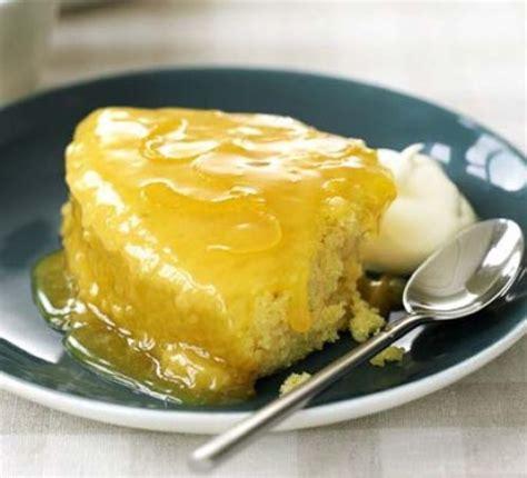 pudding recipe fastest ever lemon pudding recipe bbc good food
