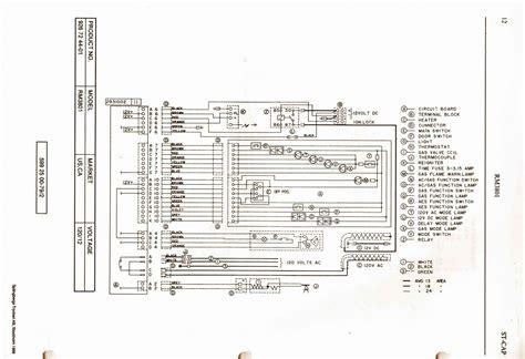 wiring diagram for refrigerator diy wiring diagram database