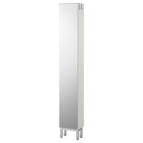 lill 197 ngen mirror cabinet with 1 door white ikea 163 85