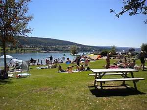 Plages Office De Tourisme De Malbuisson Les Lacs