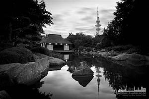 Japanischer Garten Hamburg : hamburg bilder und fotos in schwarzweiss fotokunst aus hamburg ~ Markanthonyermac.com Haus und Dekorationen