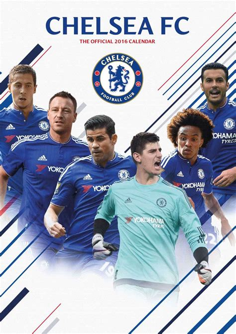 chelsea fc calendars ukposterseuroposters