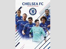 Kalender 2019 Chelsea FC bei EuroPosters