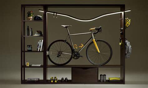 indoor bike racks  stash  steed