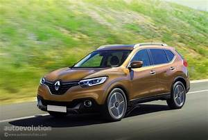 Renault Kadjar 2017 : 2017 renault kadjar exterior photo new cars review and photos ~ Medecine-chirurgie-esthetiques.com Avis de Voitures