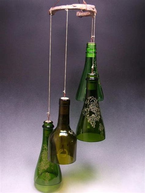 fascinating upcycling diy wine bottle projects