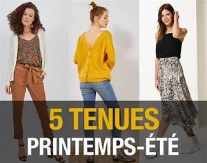Tenue Printemps Femme : looks taaora blog mode tendances looks ~ Melissatoandfro.com Idées de Décoration