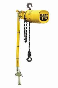 Budgit Series 6000 Air Chain Hoist