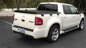 For Sale 2008 Ford Explorer Sport Trac  Adrenaline Pkg    Stk  110061a  Lcford Com