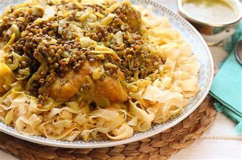 cuisine marocaine recette cuisine marocaine rfissa paperblog