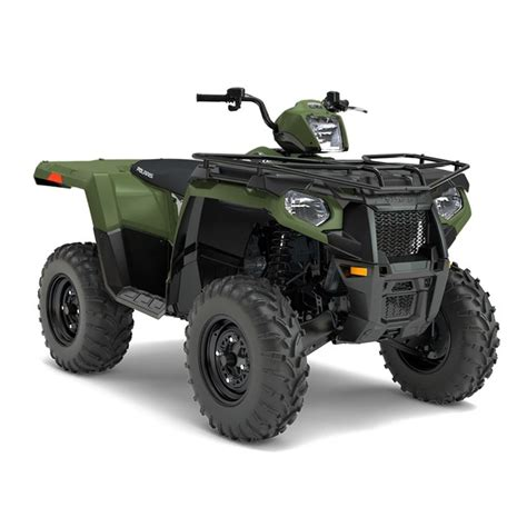 atv rack accessories tough rack front by polaris 174 2016 polaris sportsman 570 eps