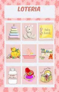Juegos De Loteria Para Baby Showers