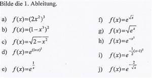 Grenzwerte Von Funktionen Berechnen : produktregel und kettenregel ab mathelounge ~ Themetempest.com Abrechnung
