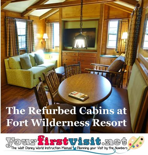 disney world cabins photo tour of a refurbed cabin at disney s fort wilderness