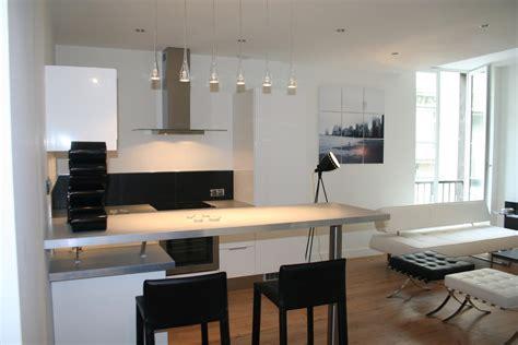 cuisine deco design amenagement cuisine appartement