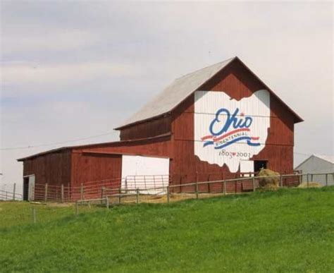17 Best Images About Ohio Barns On Pinterest