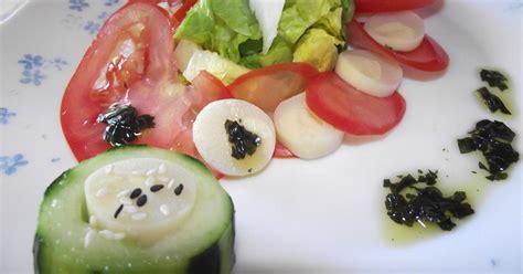 recette salade tomate coeur de palmier