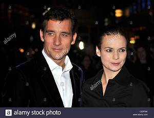 Clive Owen and wife Sarah-Jane The Times BFI London Film ...