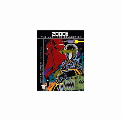 Nemesis Warlock Graphic 2000 Ad Hc Novel